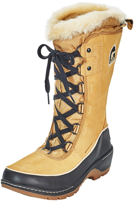 Damen Torino Boots Curryblack High Sorel DH2IWE9